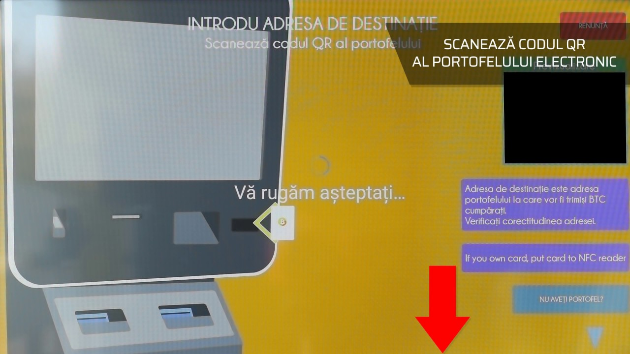 verificați adresa bitcoin)