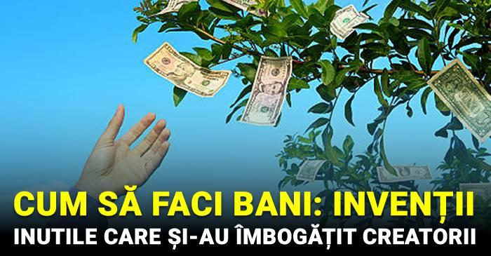 cum să faci bani o dată)