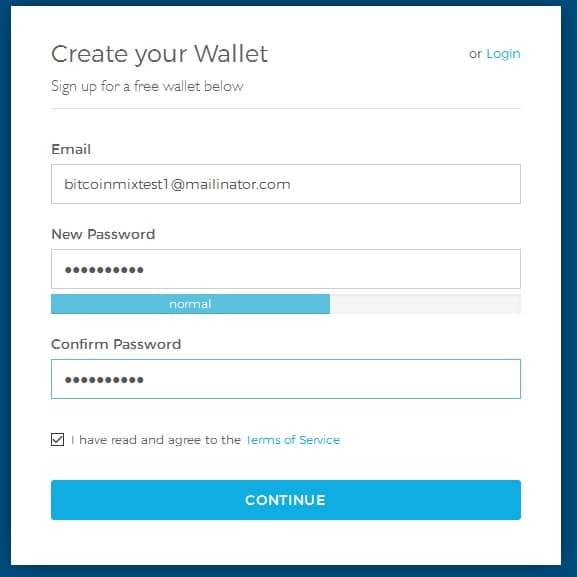 Taxe de portofel Bitcoin