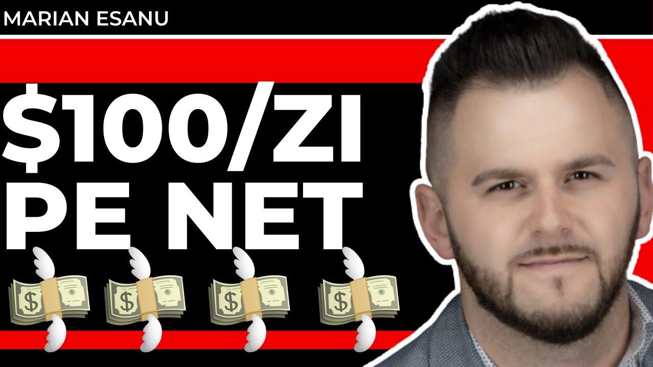 cum să faci 100 de dolari pe internet)