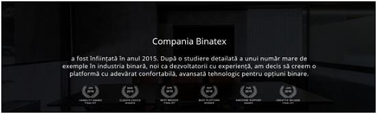 comentarii despre opțiunile binare binatex)