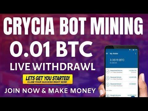 bots bitcoin este câte satoshi
