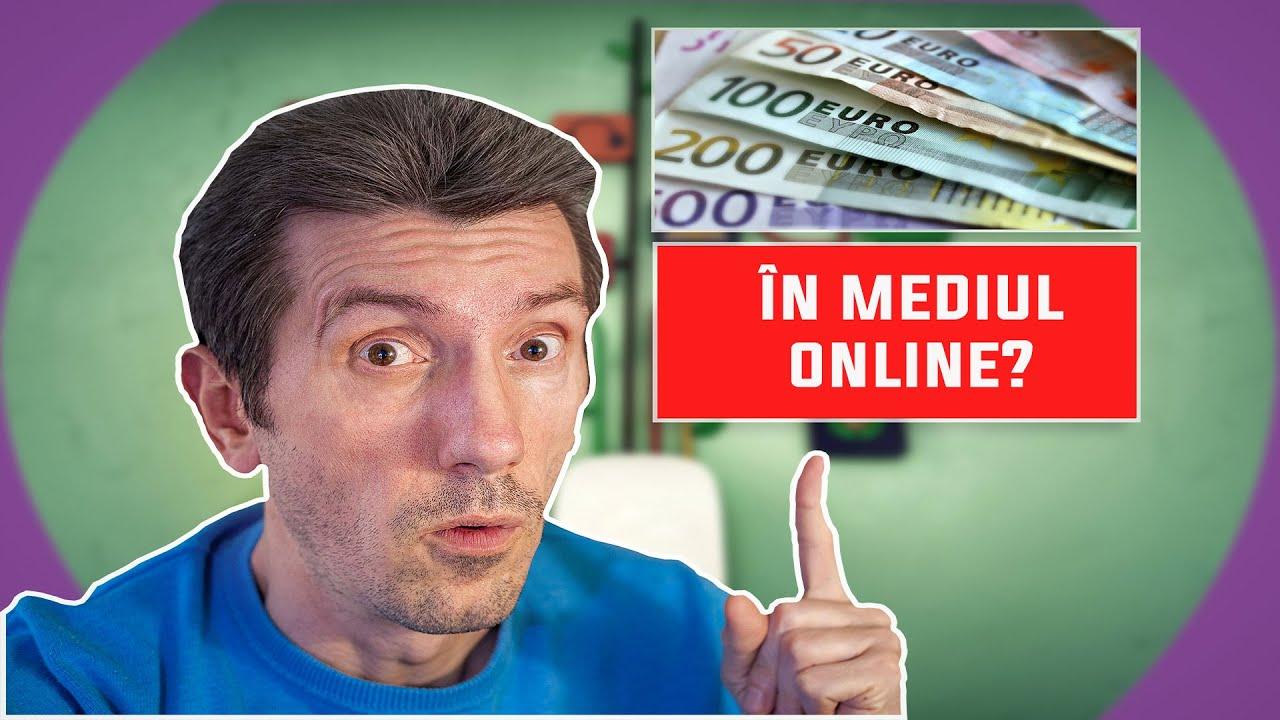 cât să câștigi online