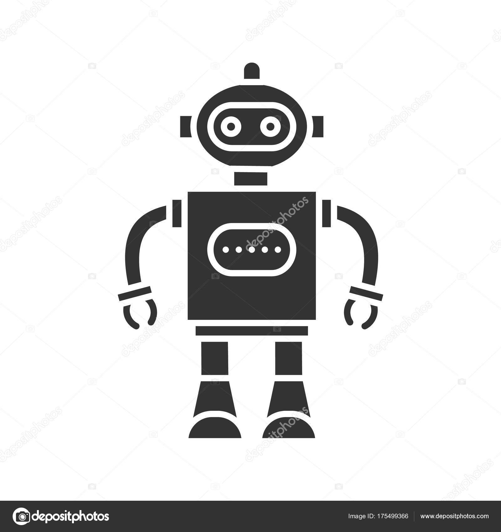 robot comercial negativ