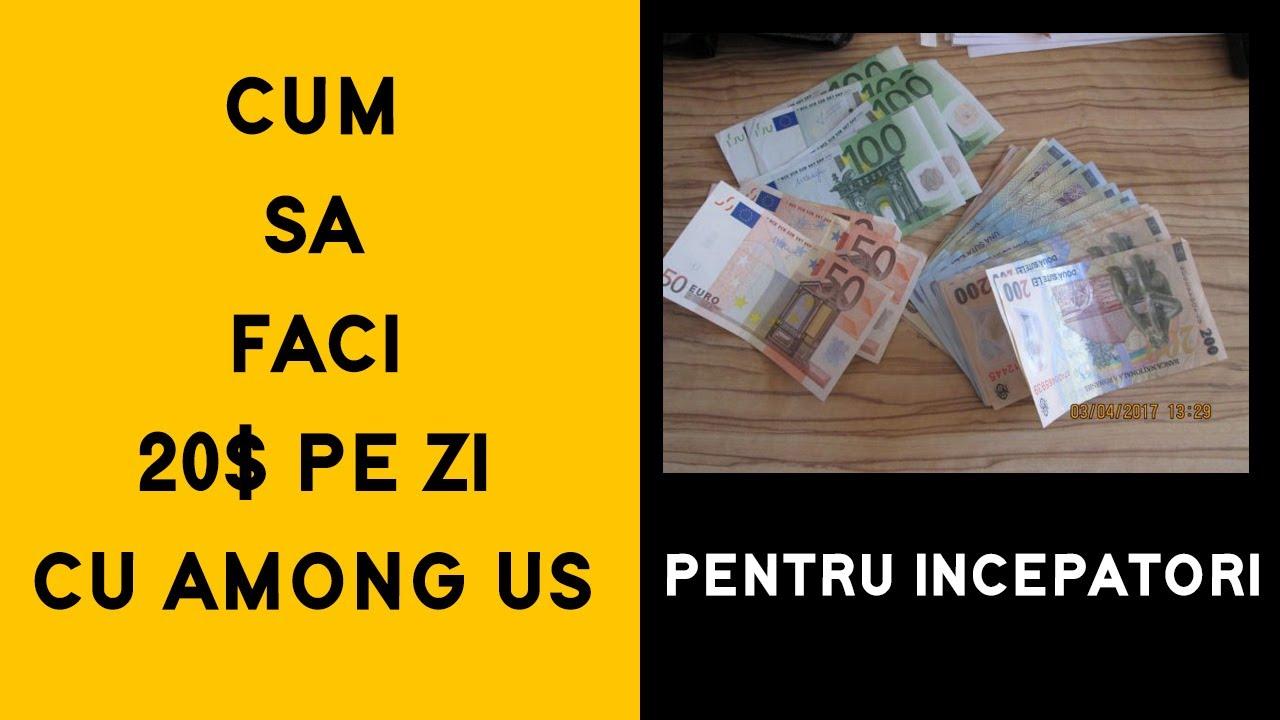 facem bani pe internet fără investiții)