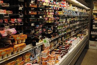 comerțul cu alimente)