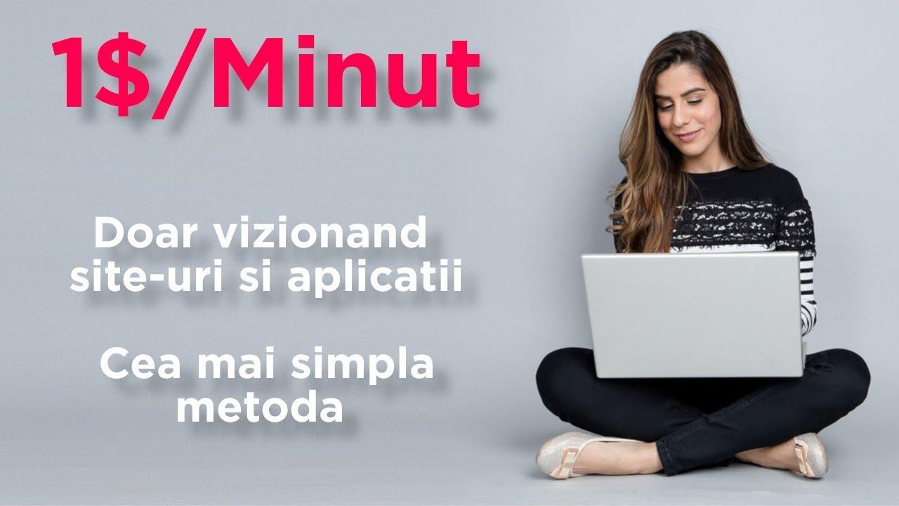 proiect de a câștiga bani pe internet fără investiții