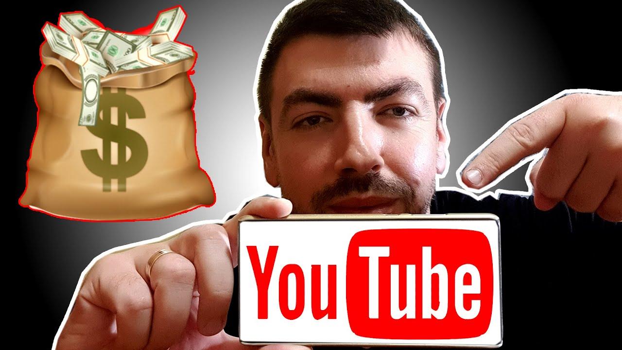 cum faci bani pe youtube)