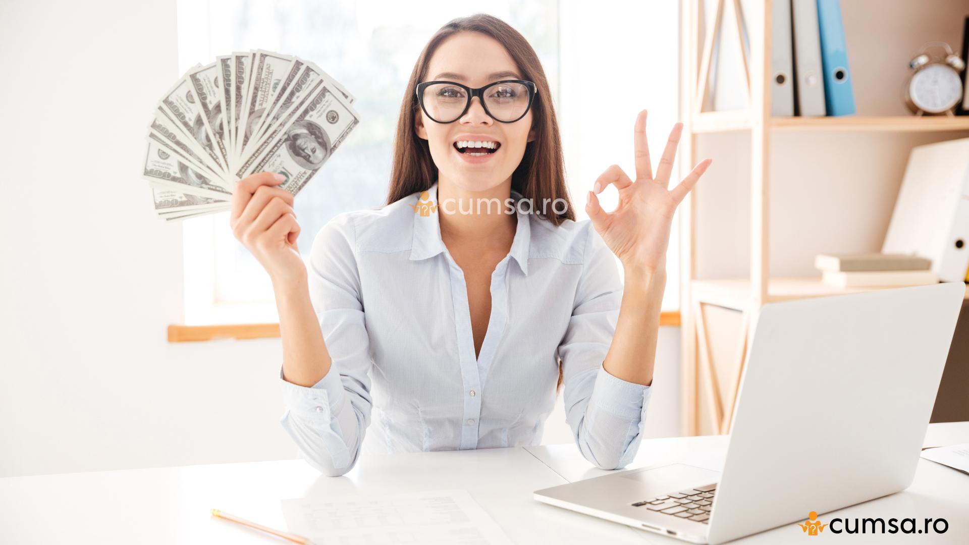 cum să faci bani pe internet în dolari