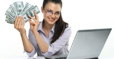 câștigând bani pe internet pe lucruri simple)