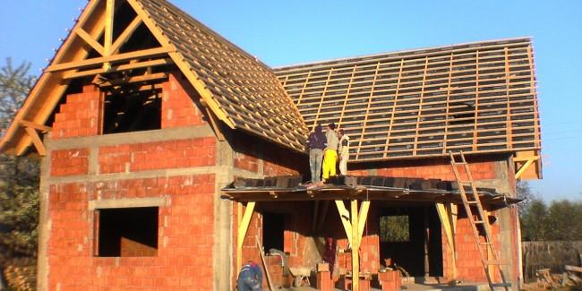 cum să faci bani și să construiești o casă