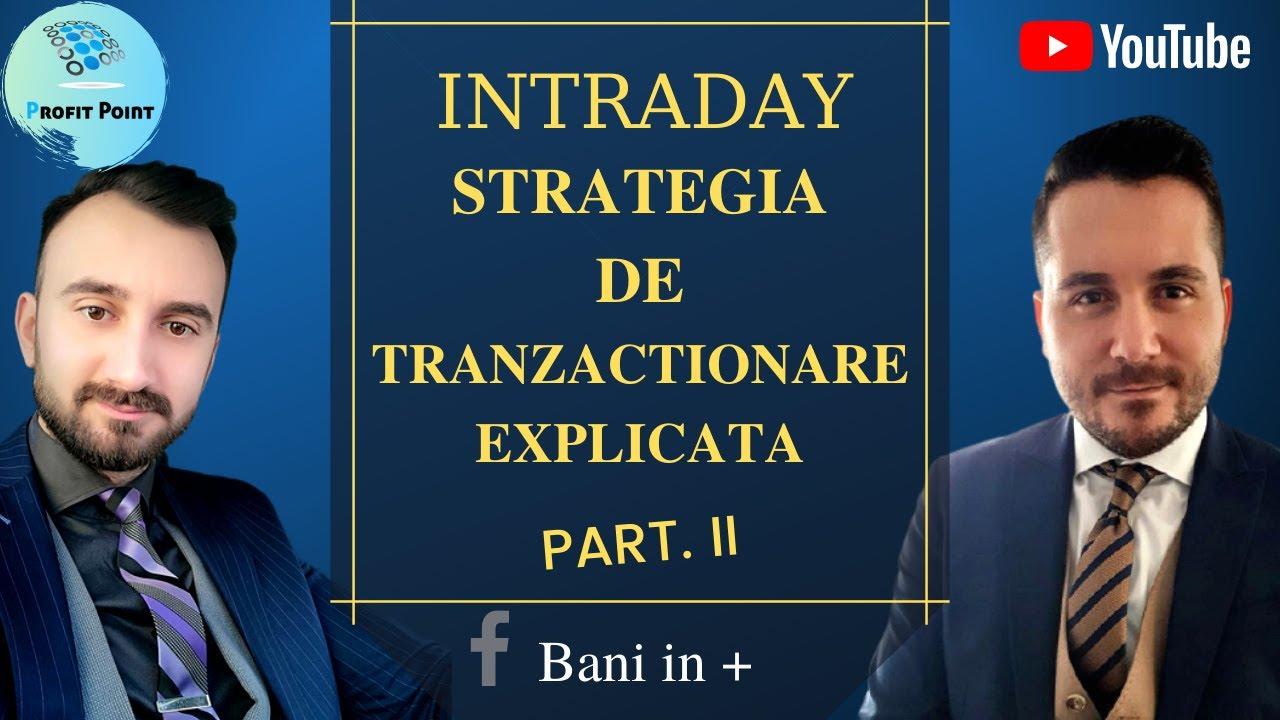 strategii de tranzacționare în tranzacționare)