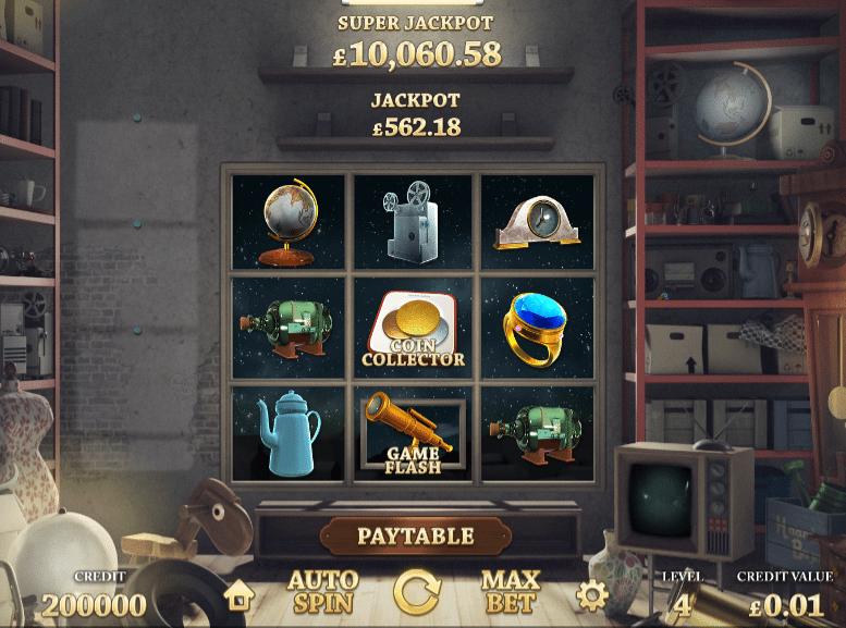 opțiuni mari de jackpot)