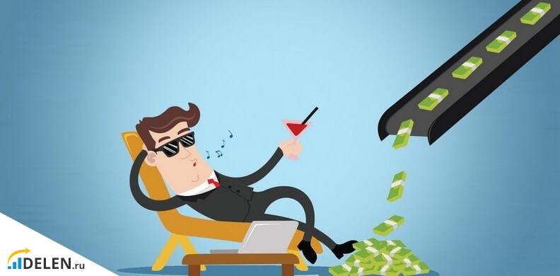 afaceri pe internet cu venituri pasive