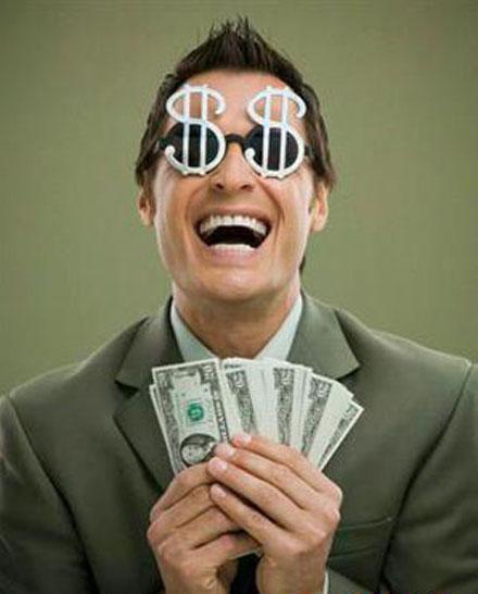 Știu cum să câștig mulți bani)