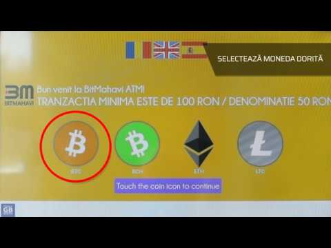 bitcoin nu a venit)