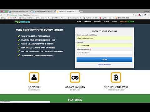 bitcoin fără investiție