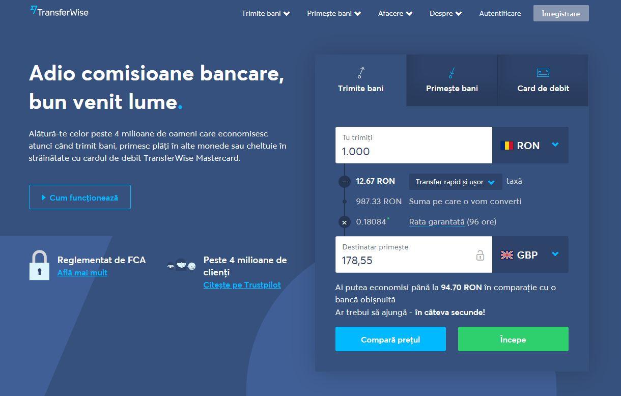 Portofelul online pentru cei care câștigă și transferă bani