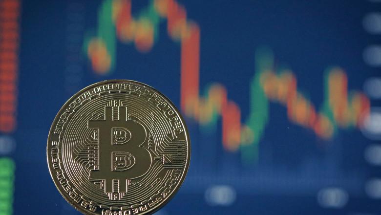 Bitcoin s- a prăbușit astăzi