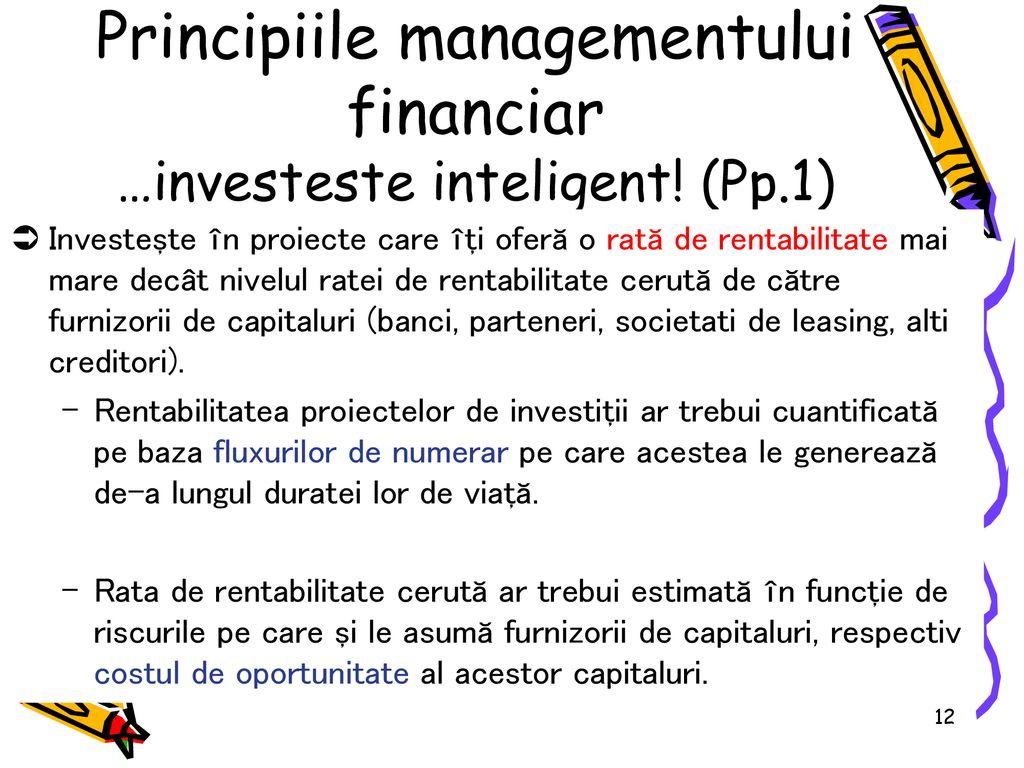 investind în active financiare)