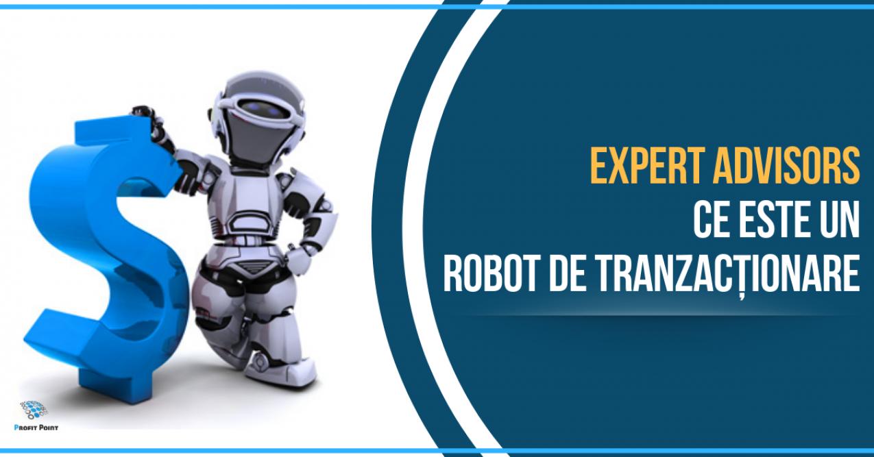 experiență de tranzacționare a robotilor)