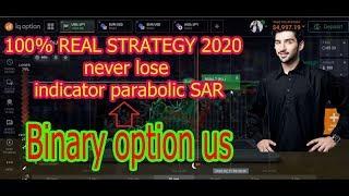 Indicatorul pentru opțiunile binare SAR Parabolic SAR (SAR Parabolic Indicator)