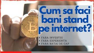 voi investi în tranzacționare cât câștigă Internetul pentru oameni