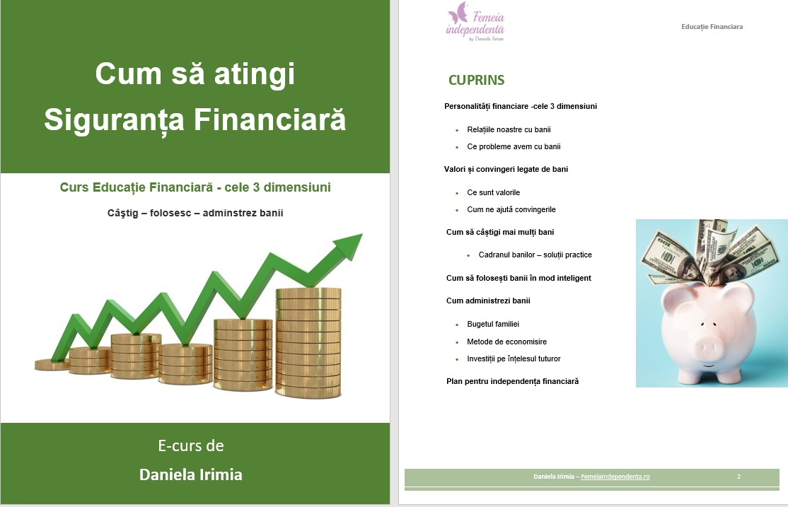Independent financiar