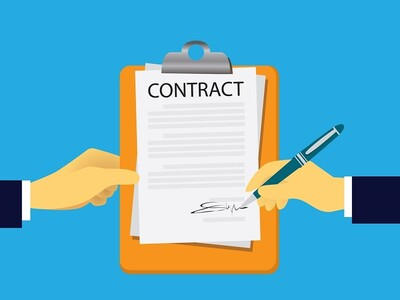 termenii opțiunii dintr- un contract)