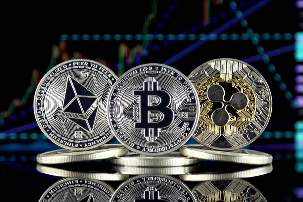 bitcoin ethereum ripple)