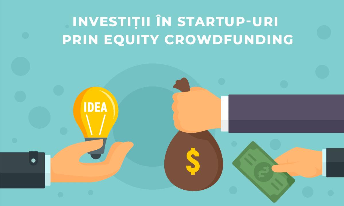 investiții în startup- uri pe internet