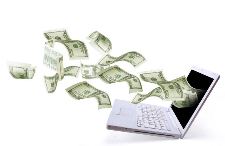 cum să faci bani pe internet în dolari)