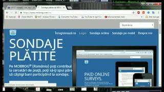 Castiga Bani Participand la Sondaje Online Platite!