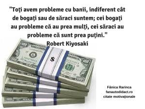 toți banii nu câștiga citate)