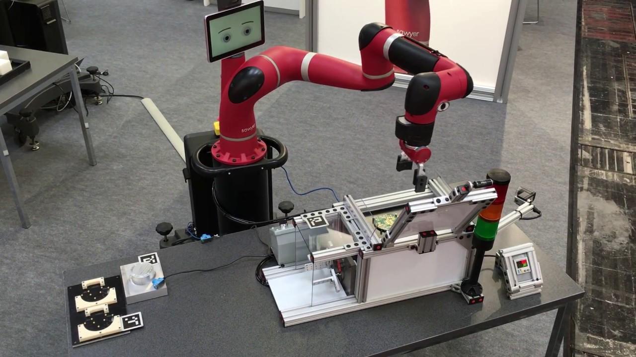 demo robot de tranzacționare