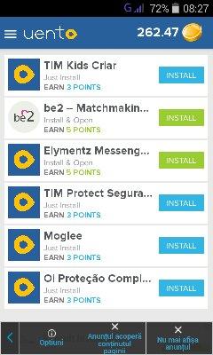 câștigați bani pe Internet din aplicații
