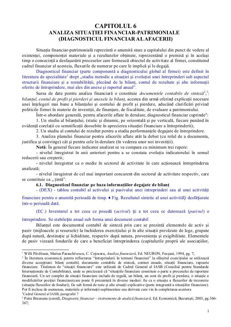 formula raportului de independență financiară pentru liniile de echilibru