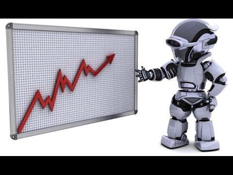 video robot cu opțiuni binare)