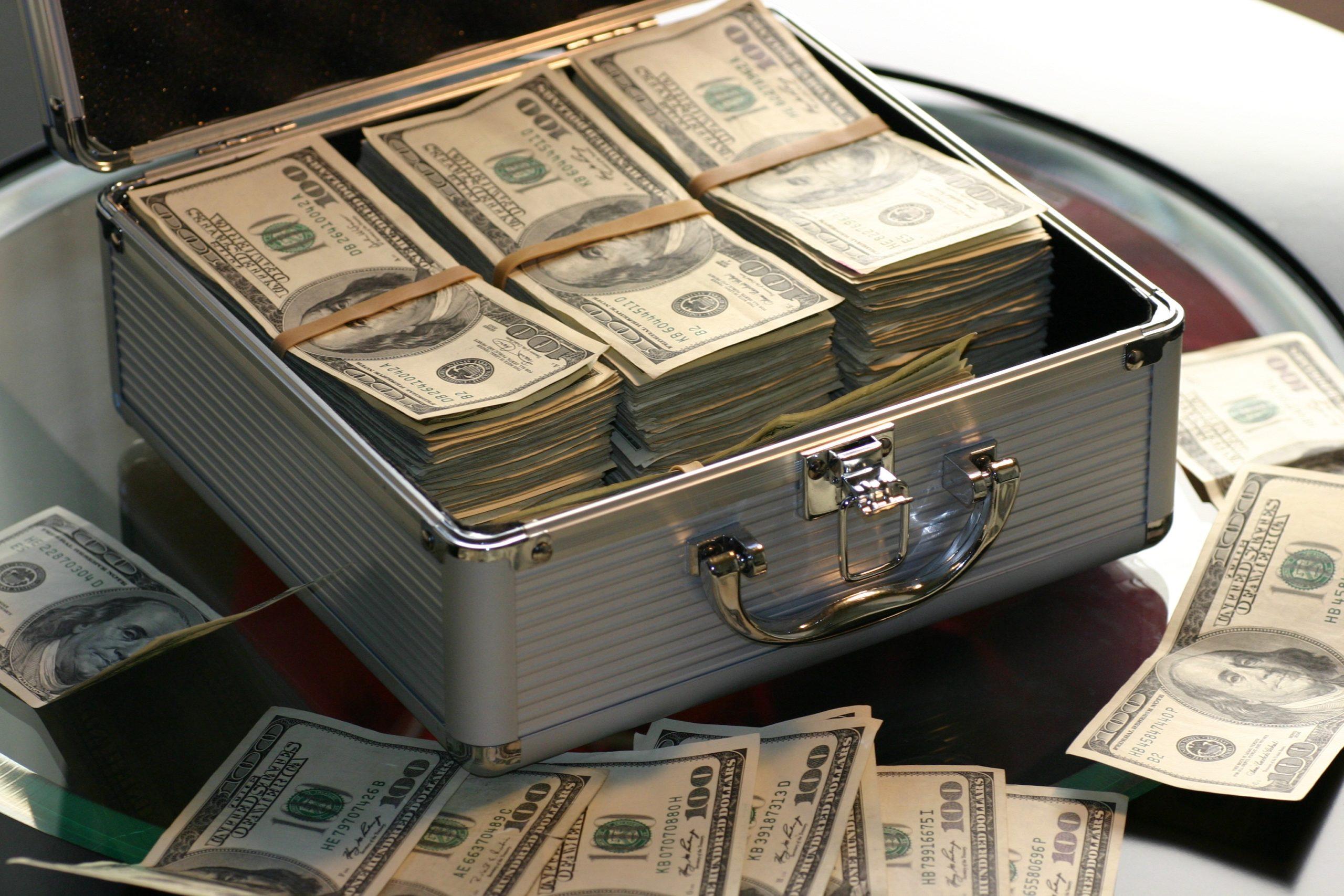 obiectiv în viață să câștigi mulți bani