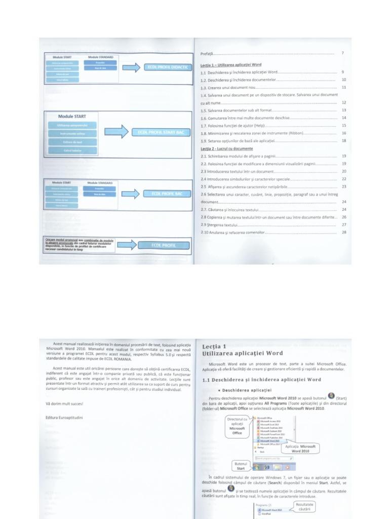 Ghid de asistenţă | Lista de meniu (pe panoul de afişaj)