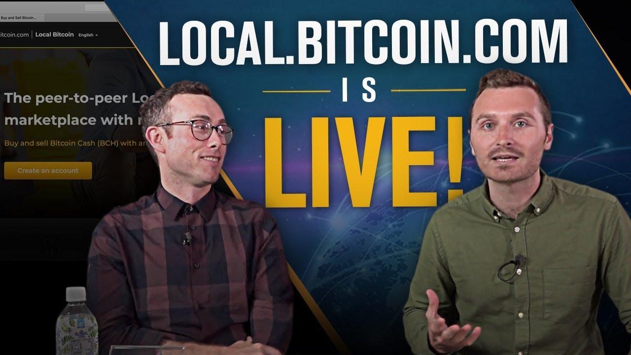 bitcoin local ce se întâmplă