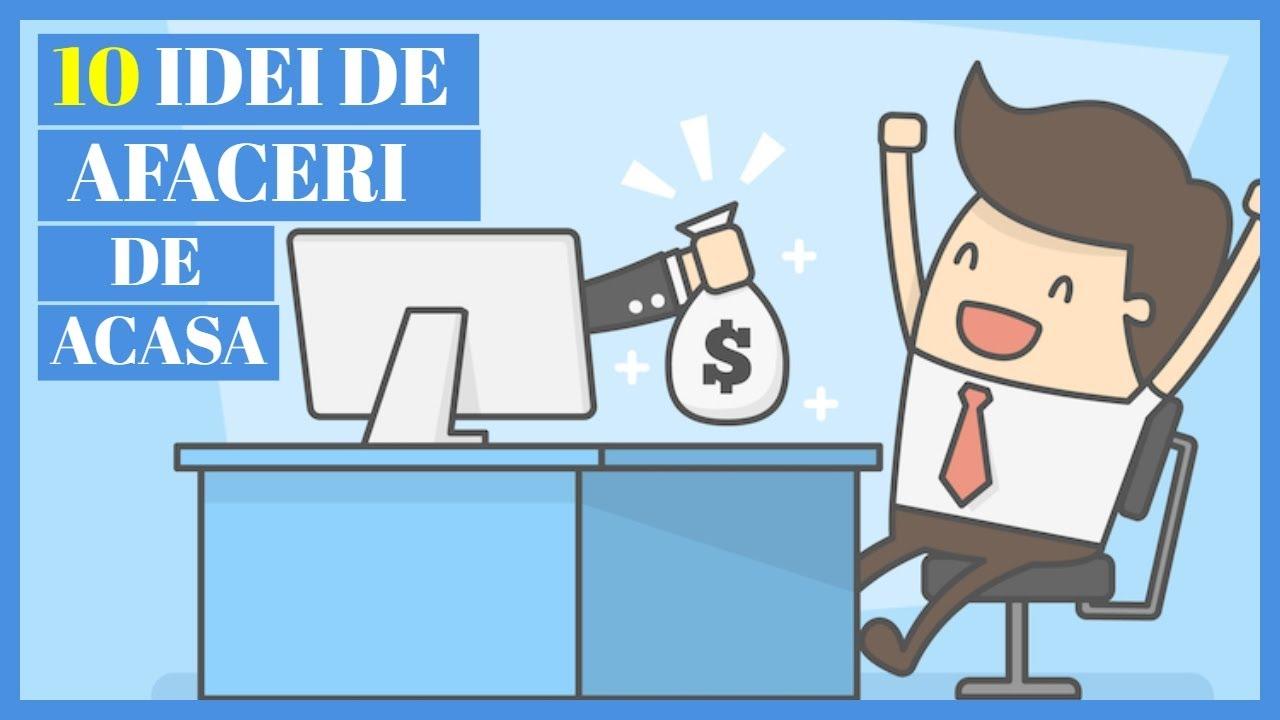 câștigă primii bani pentru afaceri
