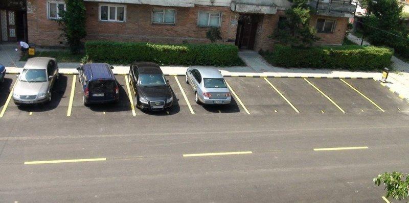 organizează parcarea lângă casă și câștigă bani