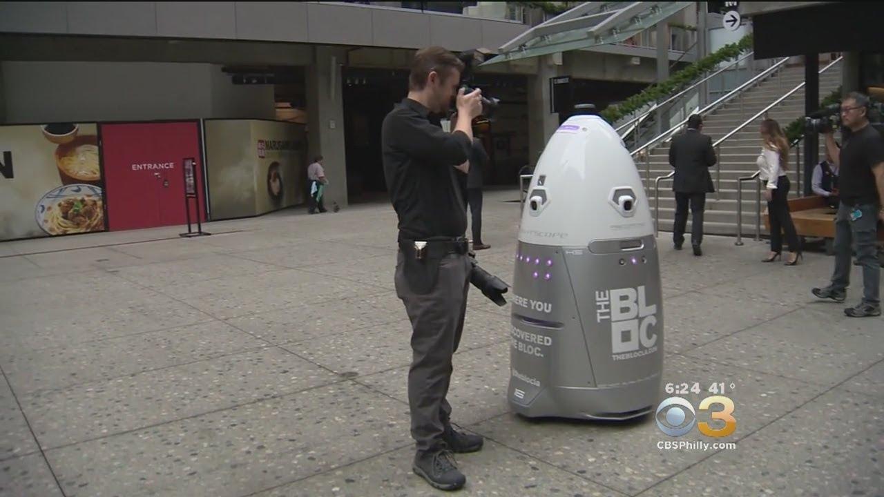 robot mall