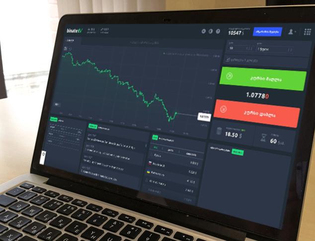 platforme reale pentru câștigarea de opțiuni binare