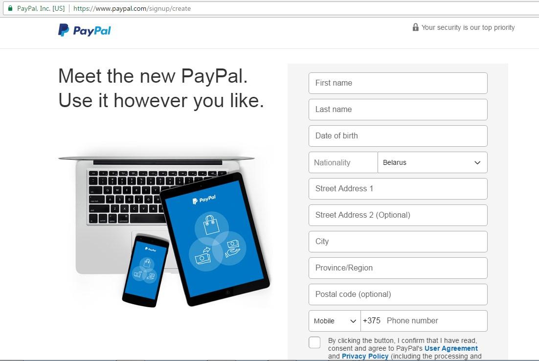 câștigurile pe Internet cu retragerea la paypal