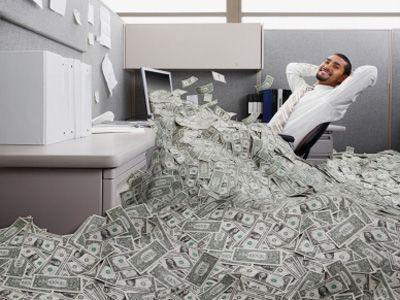 a face bani de la zero nu este Internetul)