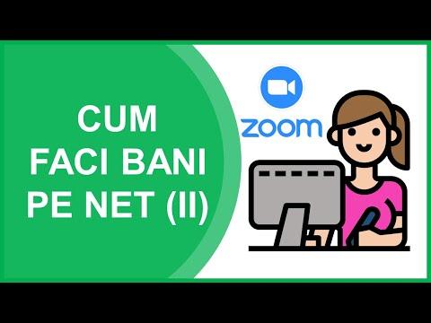 a face bani pe internet fără investiții este real)