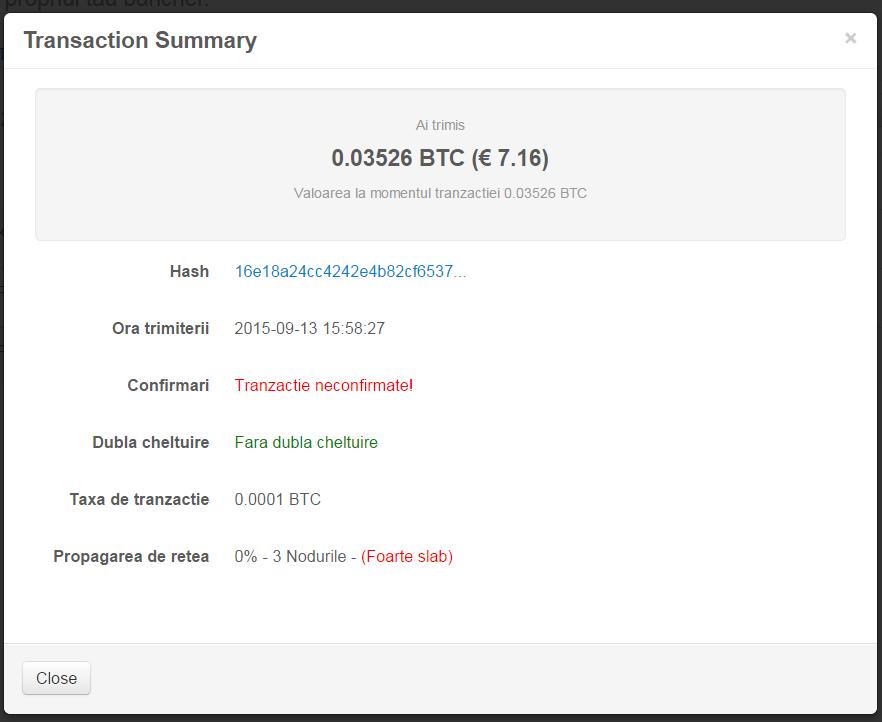 Bitcoin local este de așteptat să fie trimis mult timp)
