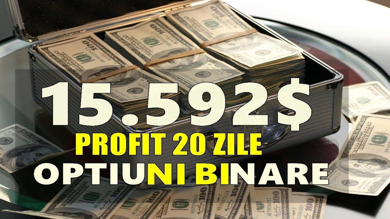 tranzacționarea de opțiuni binare strategii profitabile)